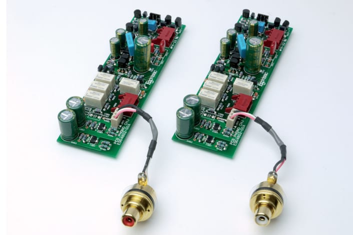 Esoteric moduli phono C03Xs
