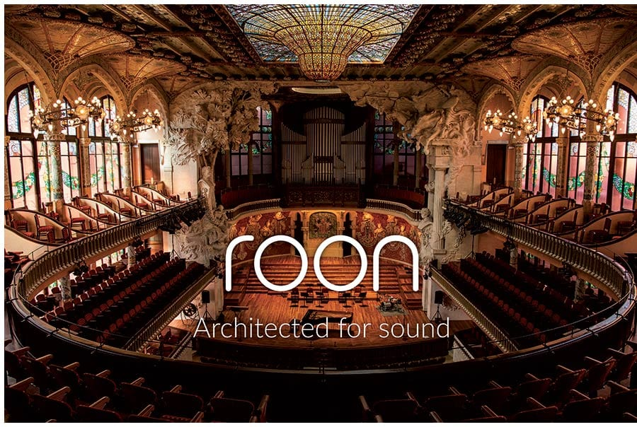 roon Architected for sound