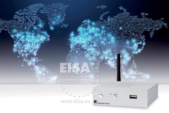 EISA - Pro-Ject Stream Box S2 Ultra