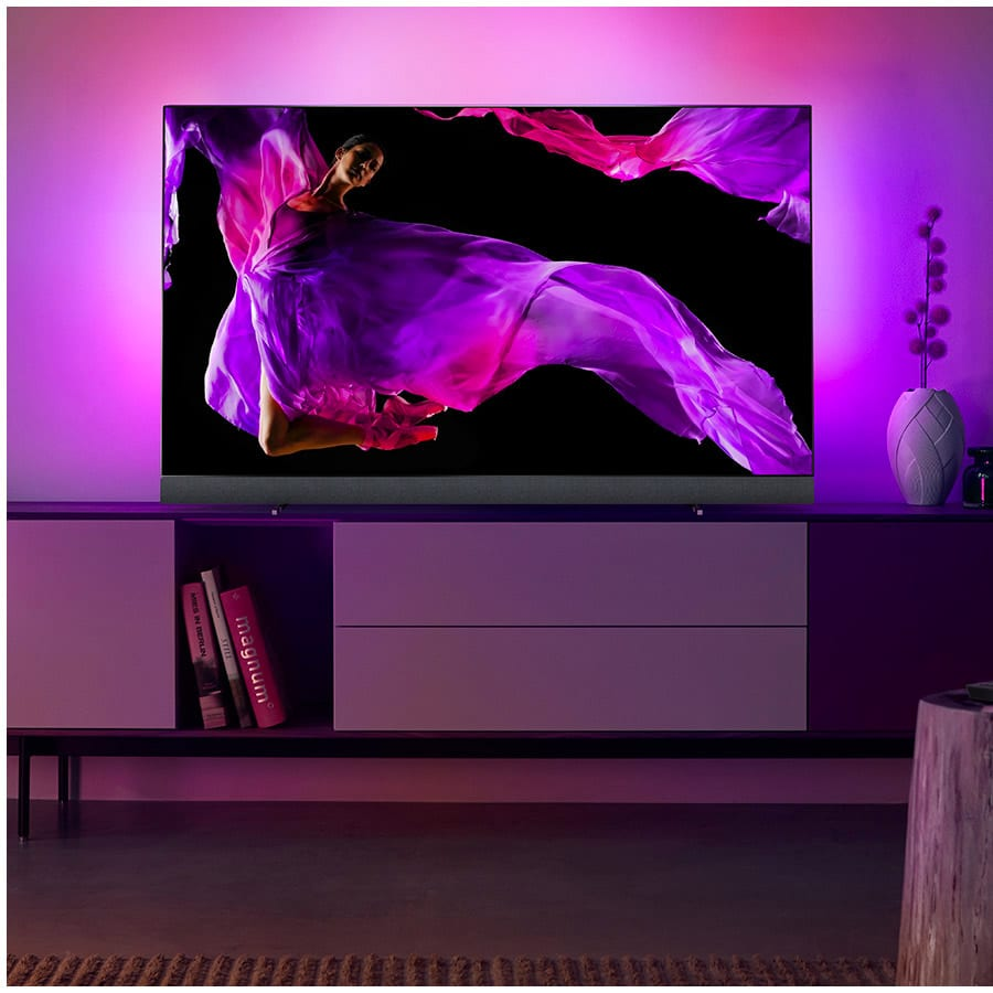 Philips - Bowers & Wilkins TV OLED