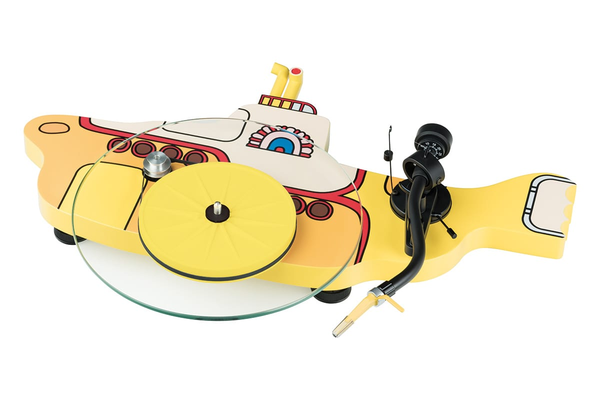 Pro-Ject Beatles Yellow Submarine