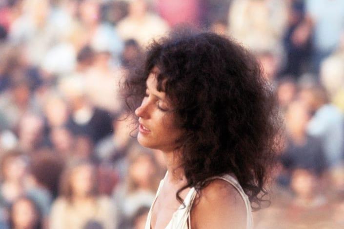 Fullone Grace Slick | Jefferson Airplane - Woodstock