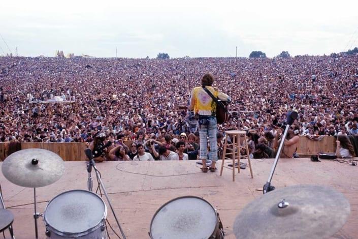 Fullone John Sebastian - Woodstock