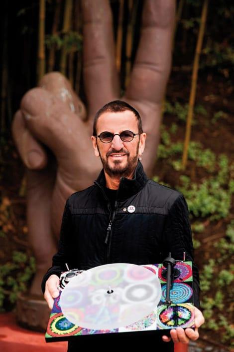 Pro-Ject Ringo Starr Peace & Love